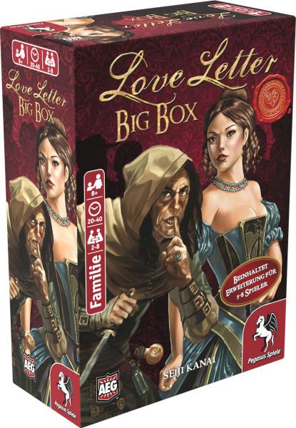 Love Letter Big Box 1