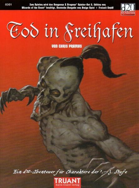 Dungeons & Dragons: Tod in Freihafen-Abenteuer f