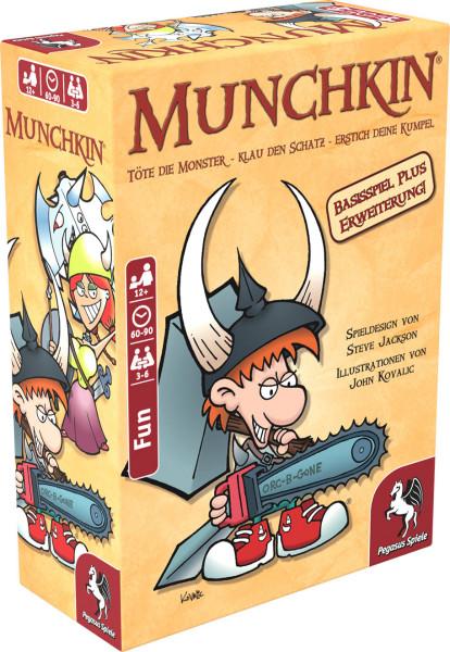 Munchkin 1+2 1