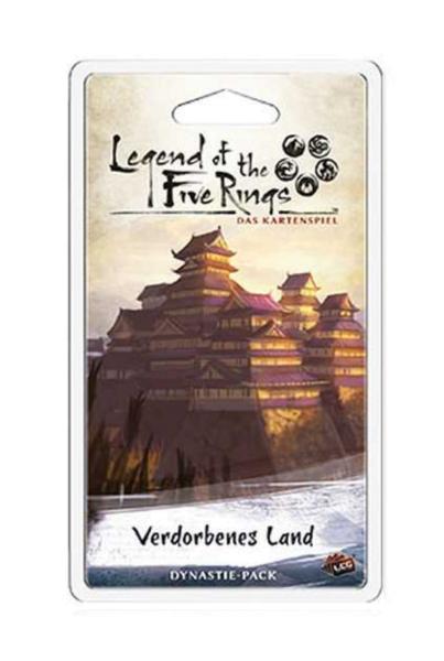 Legend of the 5 Rings: Verdorbenes Land - Dynastie Pack
