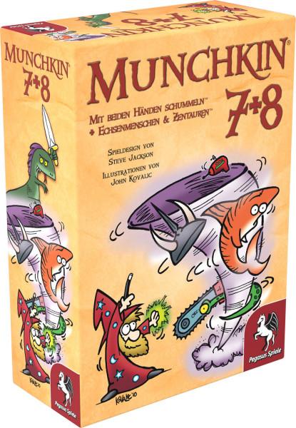 Munchkin 7+8 1