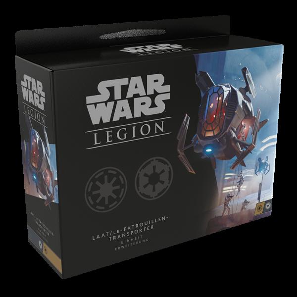 Star Wars: Legion - LAAT/le-Patrouillentransporter - Erweiterung