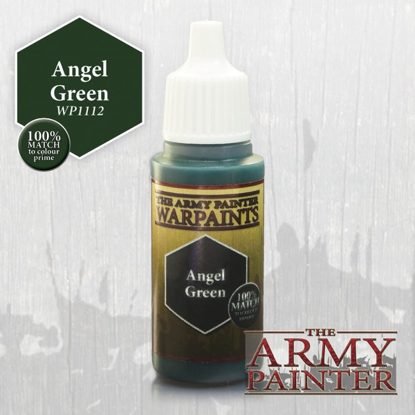 Army Painter Angel Green