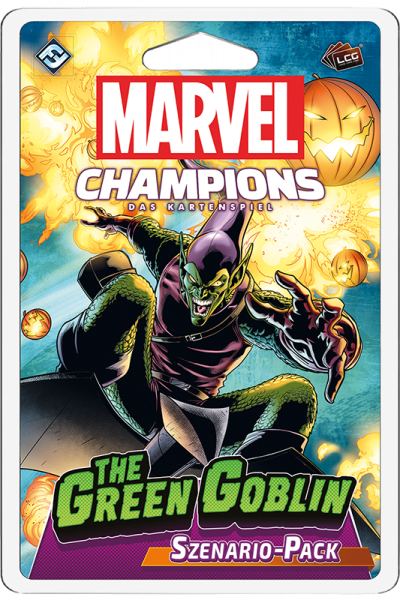 Marvel Champions: The Card Game - The Green Goblin - Erweiterung