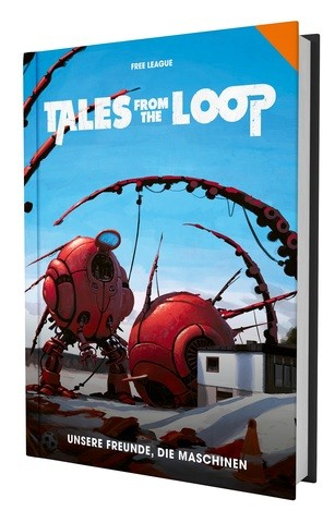 Tales from the Loop: Unsere Freunde, die Maschinen