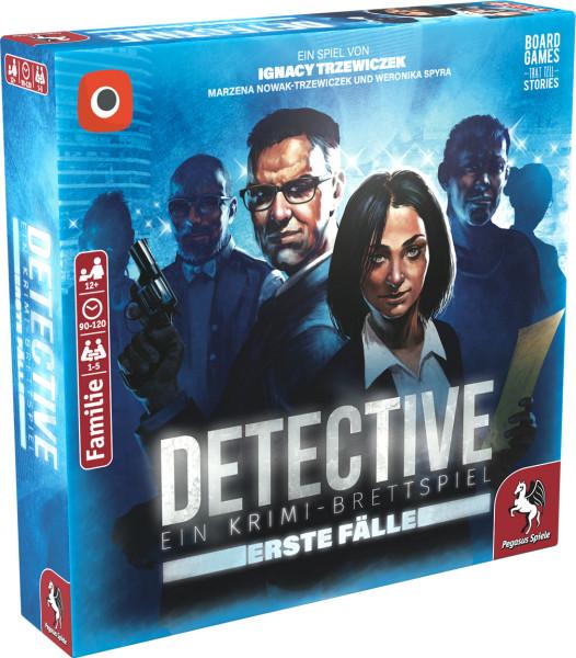 Detective - Erste Fälle (Portal Games) 1