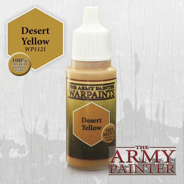 Army Painter Desert Yellow