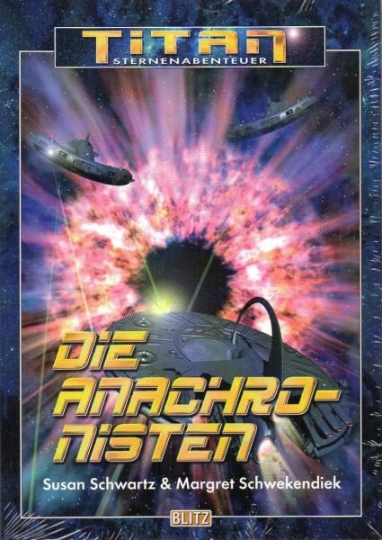 Titan - Band 20: Die Anachronisten f