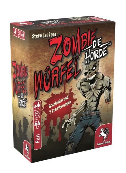 Zombie Würfel - Die Horde 1