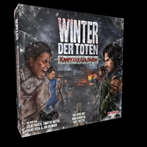 Winter der Toten - Kampf der Kolonien - Erweiterung 1