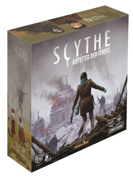 Scythe: Aufstieg der Fenris 1