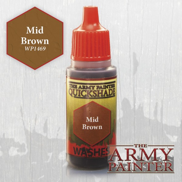 Army Painter Mid Brown