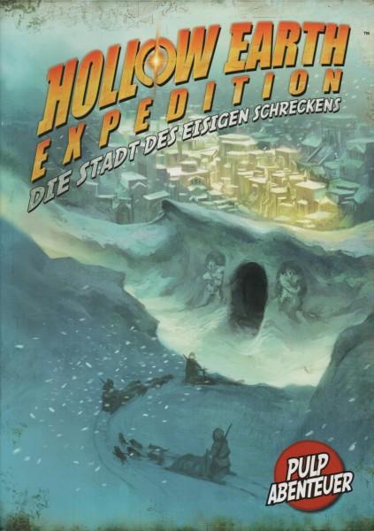 Hollow Earth Die Stadt des eisigen Schreckens f