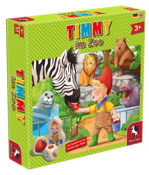 Timmy im Zoo 1