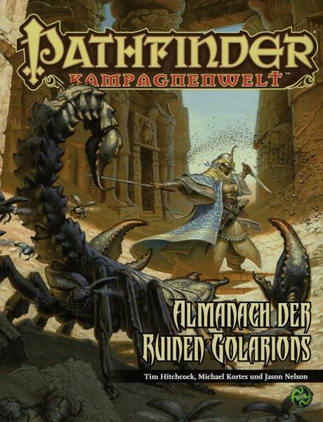 Pathfinder: Almanach der Ruinen Gloarions f