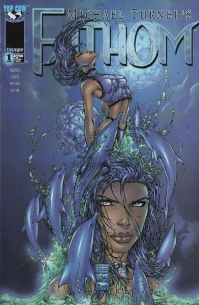 Fathom - Issue #1B Aug.