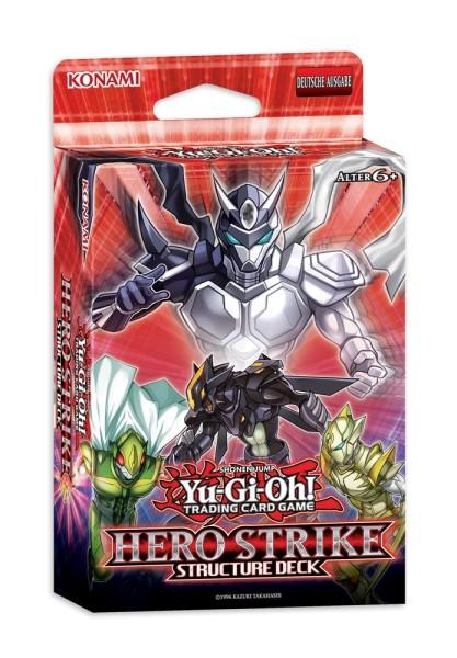Yu-Gi-Oh! - Hero Strike - Structure Deck