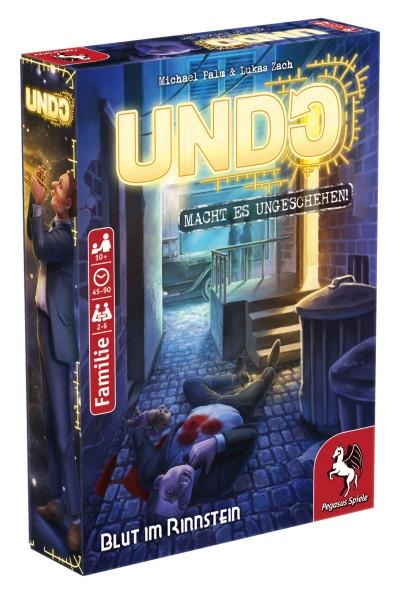 UNDO - Blut im Rinnstein 1