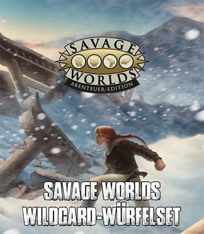 Savage Worlds: Wildcard-Würfelset