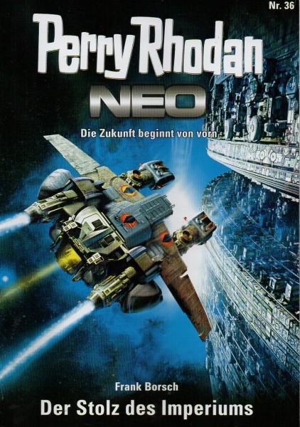Perry Rhodan - NEO #36: Der Stolz des Imperiums f