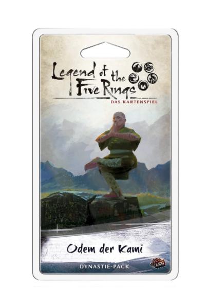 Legend of the 5 Rings: Odem der Kami - Dynastie Pack
