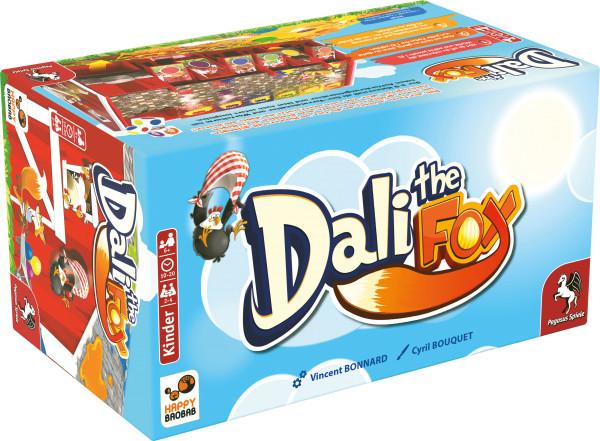 Dali the Fox 1
