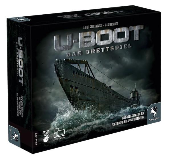U-BOOT - Das Brettspiel f