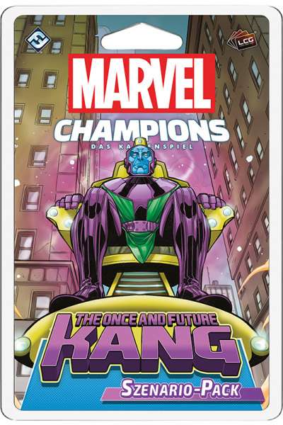 Marvel Champions: The Card Game - The Once and Future Kang - Erweiterung