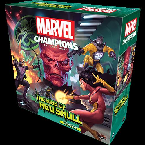 Marvel Champions: Das Kartenspiel - The Rise of Red Skull - Erweiterung