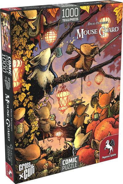Puzzle: Mouse Guard (Das Fest), 1.000 Teile 1