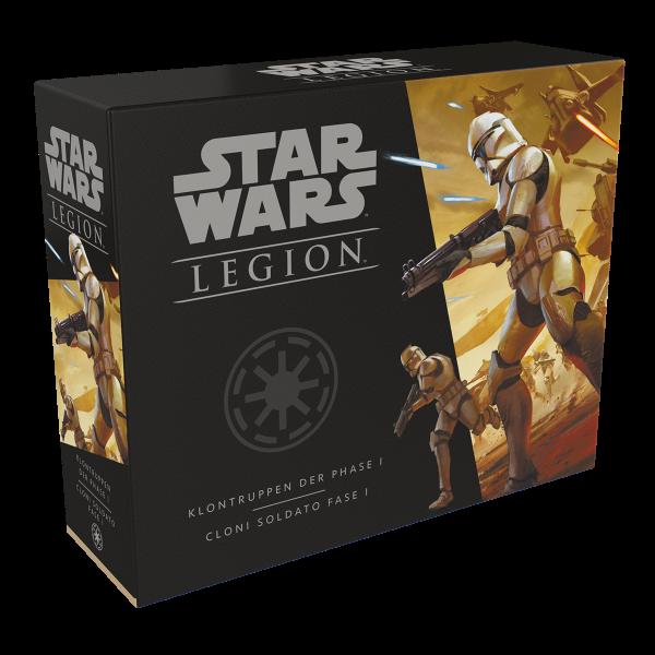 Star Wars: Legion - Klontruppen der Phase I - Einheit - Erweiterung