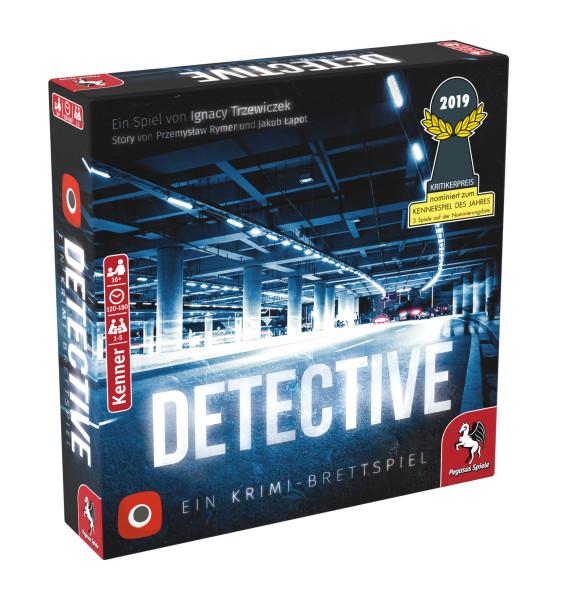 Detective - Ein Krimi-Brettspiel (Portal Games) 1