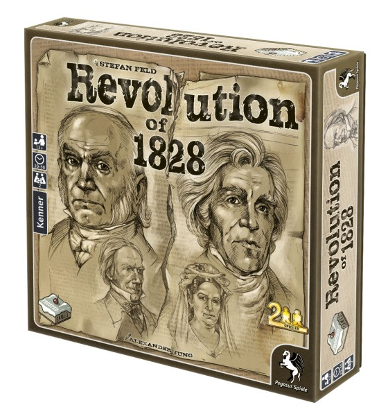 Revolution of 1828 (Frosted Games)