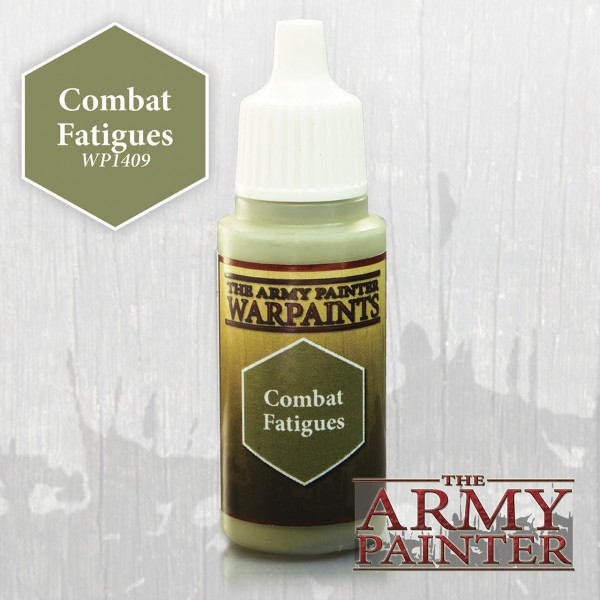 Army Painter Combat Fatigues