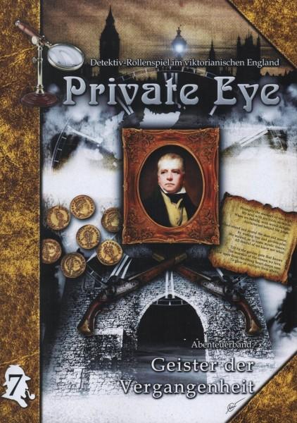 Private Eye Abenteuer 7 - Geister der Vergangenheit f