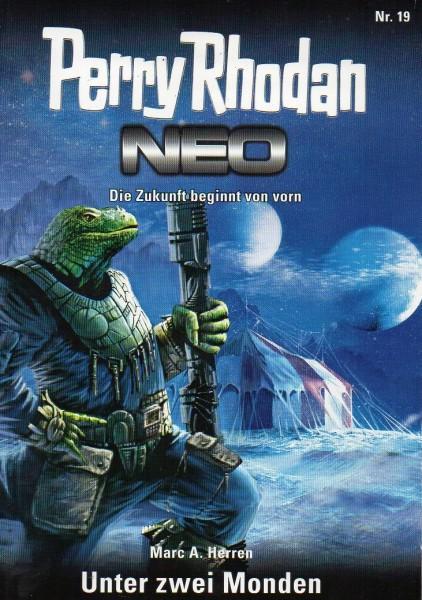 Perry Rhodan - NEO #19: Unter zwei Monden f