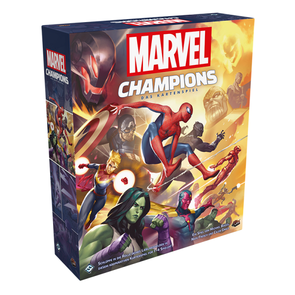 Marvel Champions: The Card Game - Grundspiel 1