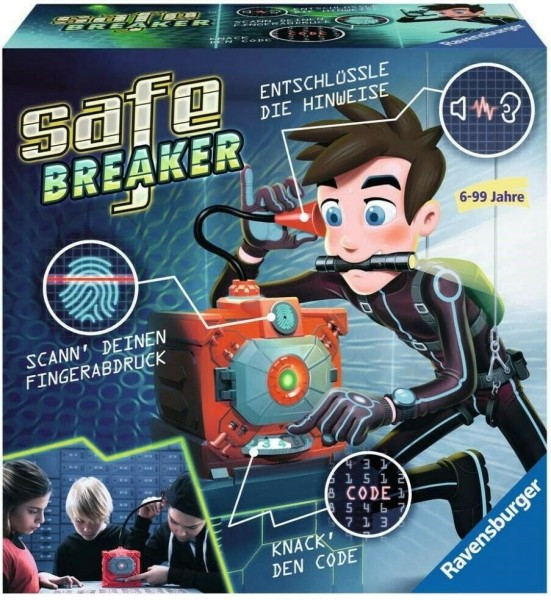 Ravensburger Safe Breaker