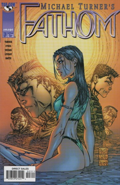 Fathom Issue #3 (1998 Image 1st Series)