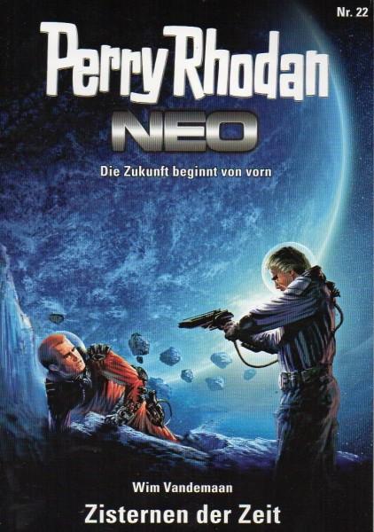 Perry Rhodan - NEO #22: Zisternen der Zeit f
