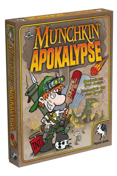 Munchkin Apokalypse 1