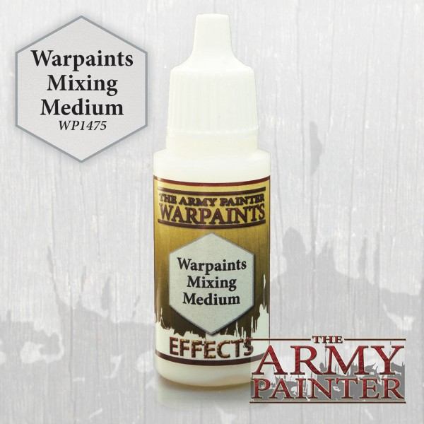 Army Painter Warpaints Mixing Medium