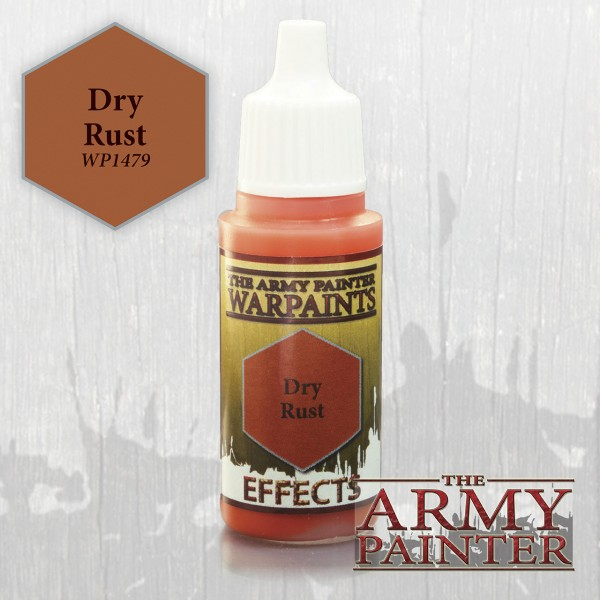 Army Painter Dry Rust