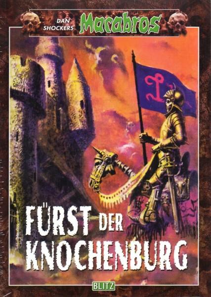 Macabros #Band 23: Fürst der Knochenburg
