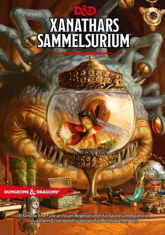 Dungeons & Dragons: Xanathars Ratgeber für Alles