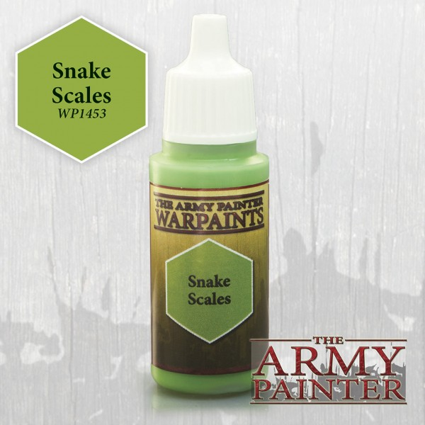 Army Painter Snake Scales