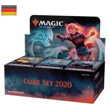 MTG - Core Set 2020 Booster Display (36 Packs) - DE