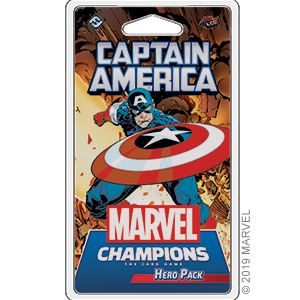 Marvel Champions: The Card Game - Captain America - Erweiterung