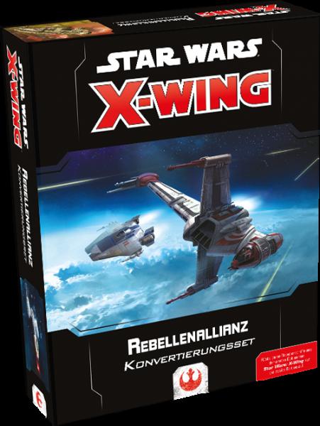 Star Wars: X-Wing 2.Ed. - Rebellenallianz - Konvertierungsset