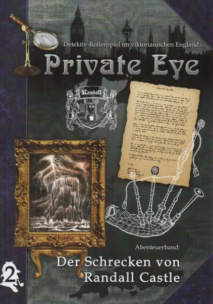 Private Eye Abenteuer 2 - Der Schrecken von Randall Castle f